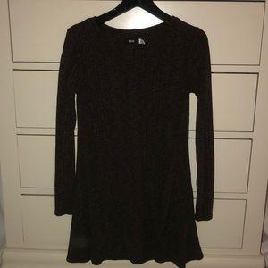 BDG Dresses - Long sleeve knit sweater dress